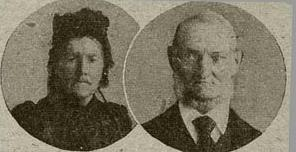 Nicolaas Andries de Vries en Maria Christina Wilking