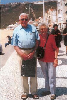 Josef Waldner en Hedwig Rastbichler